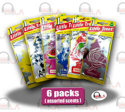 Little Trees Hanging Car And Home Air Freshener Wholesale Lot