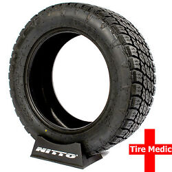 4 New Nitto Terra Grappler G2 A/t Tires P 275/60/20 275/60-20 2756020 P