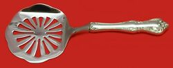 Debussy By Towle Sterling Silver Tomato Server Hhws Custom Made Approx. 8 1/2