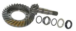 41552 Fits New Holland Crown Wheel And Pinion Ford 5640 6640 7740 7840 - Pack Of 1