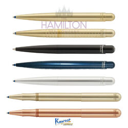 Kaweco Liliput Ballpoint Pen - Available In Various Metal Finishes And Styles