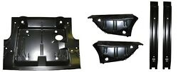 Trunk Floor Tank Brace And Drop Off Extension Kit Challenger 70-74 E-body