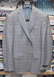 NEW For Spring! - Pal Zileri Men's 2-Button Blazer - Hand Made in Italy