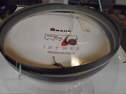 2 Count Amada Protector Band Saw Blade 22and039-2 X 2 X .063 Thick 3-4 Teeth