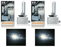 Openbox Sylvania Hid Xenon D1r Two Bulbs Head Light Replacement Lamp Low Beam