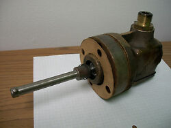 Gear Assembly Speed Increaser Tachometer Fairbanks Morse Engine Part