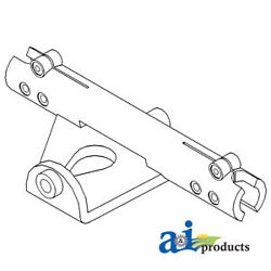 Compatible With John Deere Front Axle Housing Ar50865 432042304020401040003