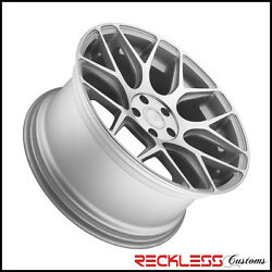 19 Avant Garde M590 Concave Wheels Rims Silver Fits Toyota Camry