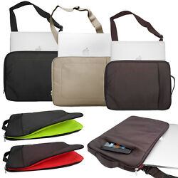 Smart Laptop SHOULDER Bag WATERPROOF Briefcase carry Case sleeve Pouch GBP 13.95