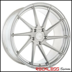 19 Avant Garde M621 Concave Wheels Rims Brushed Polished Fits Toyota Camry