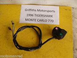 96 95 97 Arctic Cat Tigershark 770 Monte Carlo Start Stop Kill Switch Switches
