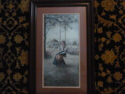 Glynda Turley Signed And Numbered Print A Summer Day. 250/3000 With Coa
