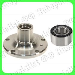 Front Wheel Hub And Bearing For Mercedes Gl320 350 450 Gl550 Ml63amg R63amg Each