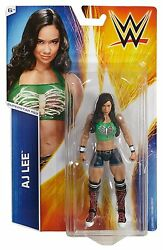 wwe series 53 aj lee superstar 53 basic