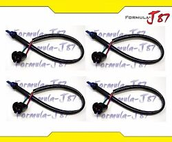 Wire Harness Miniature 194 168 2825 T10 Four Cables Lamp Fit Pigtail Male Female