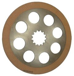 6412 Massey Ferguson Brake Disc 3000and039s 8mm X 355mm - Old - Pack Of 4