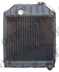 4826 Fits Ford New Holland Radiator Ford 5000 6600 6610 - 4 Row - Pack Of 1