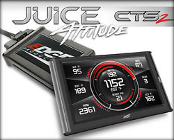 Edge Products Juice With Attitude Cts2 For 03-04 Dodge Cummins Ram 5.9l Diesel