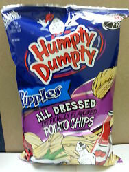 HUMPTY DUMPTY ALL DRESSED  POTATO CHIPS 11 OZ BAG