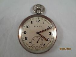 Moeris German Ww2 Military Watch Russian Award To Soldier By Central Command