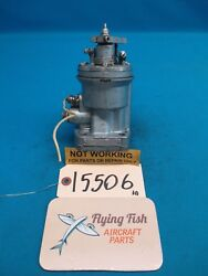Mccauley Aircraft Propeller Governor Core For Parts Dcfs290d2a/t4 15506