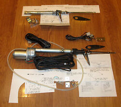 1957 Chevy Rear Electric Power Radio Antenna With Matching Left Side Pair Usa