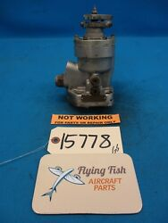 Woodward Aircraft Propeller Prop Control Governor Core Type 210280 15778