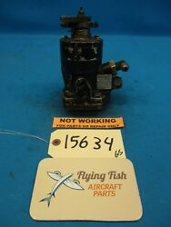 Woodward Aircraft Propeller Prop Control Governor Core Model 210439 15634