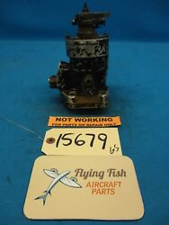 Woodward Aircraft Propeller Prop Control Governor Core Type 210280 15679