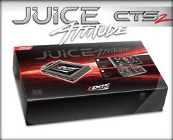 Edge Juice With Attitude Cts2 01-04 Gm 6.6l Duramax Diesel +150hp