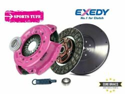 Exedy Solid Mass H/d Button Clutch Kit Ford Courier Maxi Mazda Rx5 Rx7 B2000
