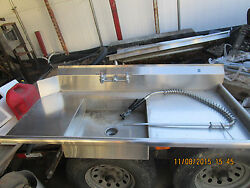 Stainless Steel Nsf Listed Dishtable, Restraunt, Catering, Food Service, Kitchen