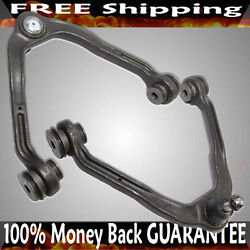 1 Pair Front Upper Control Arm Ball Joint For 03-10 13-14 Chevy Express 1500 Awd