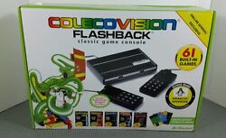 brand new colecovision flashback exclusive