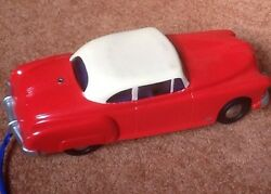 marx toys battery operated electric car