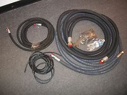133067 Crysteel Manufacturing Hose Assembly Set For Military Dump Truck New