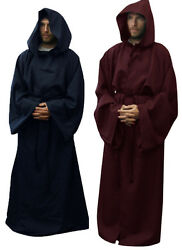 Maroon/navy Design Your Own Robe/pagan/wiccan/beltane/medieval/fairy Tale