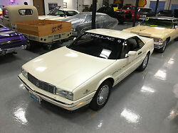 1992 Cadillac Allante CONVERTIBLE 1992 CADILLAC ALLANTE - INDY PACE CAR EDITION - PAINTED REMOVABLE HARDTOP - WOW