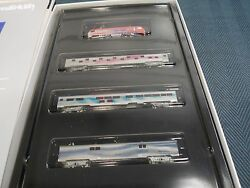marklin z scale 8117 mini club train set