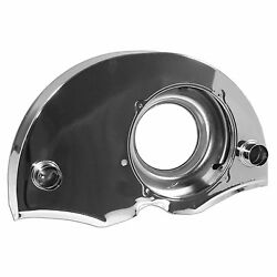 Vw Air-cooled Type 1 Doghouse Style Fan Shroud Chrome With Air-ducts