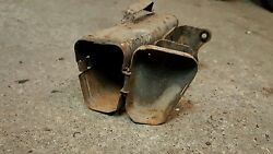 1968 Honda Cl350 Scrambler Cb Cl 350 Tool Box Holder Bin