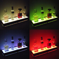 Sold Out Bar Stand Liquor Bottle Display Shelving Unit Organizer Andndash 1 Tier