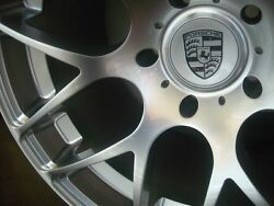 20-inch Porsche 911 Carrera 997 991 Wheels/rims Ruger Forged 5x130 Lugs
