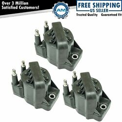 Delphi Gn10123 Ignition Coil Set Of 3 For Buick Cadillac Chevy Gmc Olds Pontiac