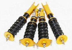 Coilover Suspension For 90-96 Nissan 300zx Coupe 2d Z32 Holiday Sales