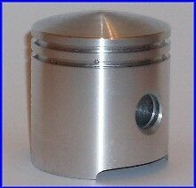 New Piston Pistandoacuten Set Kit With Rings Hirth Motor 165 - Campeon H165 Agricolo
