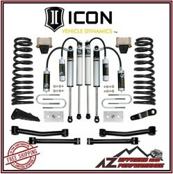 Icon 4.5 Suspension System Stage 2 For 2003-2008 Dodge Ram 2500 3500 4wd