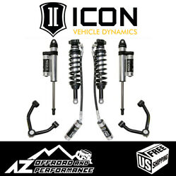 Icon 1.75-3 Lift Stage 4 Suspension System For 15-20 Gm Colorado Canyon