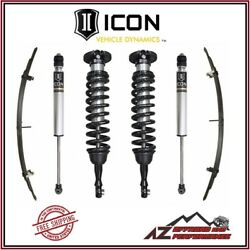 Icon 0-3.5 Stage 2 Suspension System For 07-20 Toyota Tundra