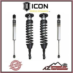 Icon Vehicle Dynamics 0-3 Stage 1 Suspension System For 07-20 Toyota Tundra